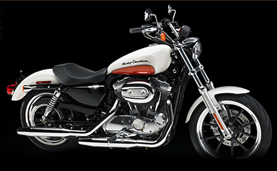 A Sportster – SuperLow